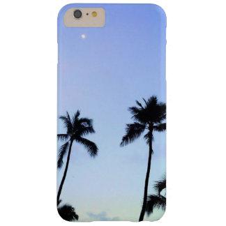 Noite Skys - iPhone 6/6S mais o caso Capa Barely There Para iPhone 6 Plus