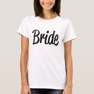Noiva Camiseta