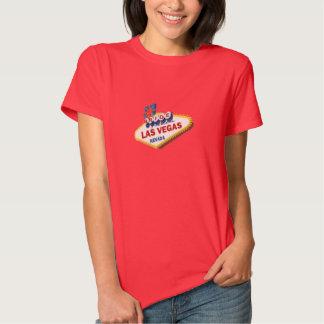 NOIVA da camisa fabulosa de Las Vegas Tshirts