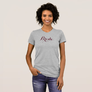 """Noiva "" T-shirts"