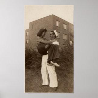Noivado do casamento de 1944 forças armadas