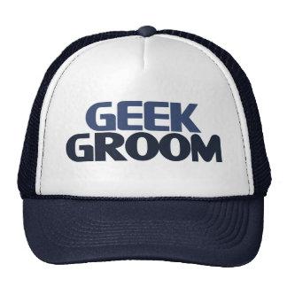 Noivo do geek boné