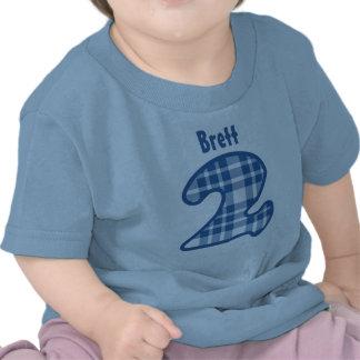 Nome feito sob encomenda bienal V007C da XADREZ do T-shirt