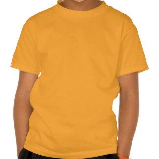 Nome grande do costume do número de 6 estrelas do tshirts