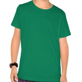 Nome grande do costume do número de 9 estrelas do tshirt