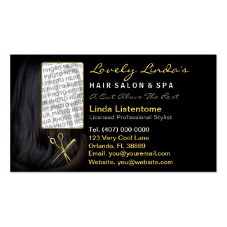 Nomeação da foto do estilista do cabeleireiro