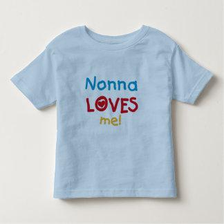 Nonna ama-me t-shirt e presentes