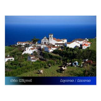 Nordeste - Açores Cartão Postal
