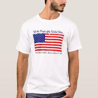 """""""Nós as pessoas Tshirt dos Estados Unidos"""""""