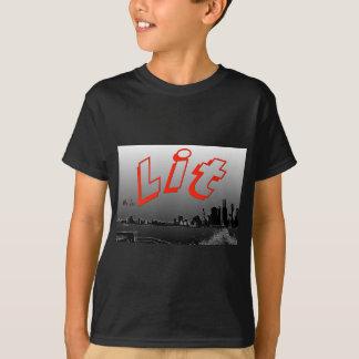 Nós assim Tshirt de Chicago do Lit