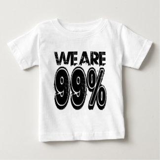 Nós somos 99% ocupamos tshirt