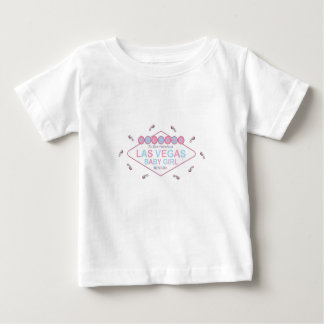 Nossa camisa fabulosa do bebé de Las Vegas Camiseta