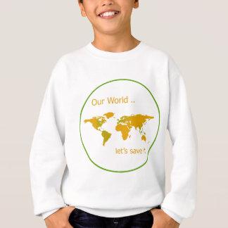 Nosso mundo t-shirts