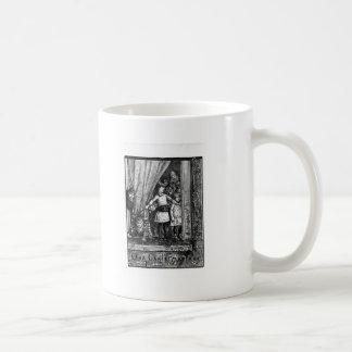 Nosso Victorian do vintage da árvore de Natal Caneca