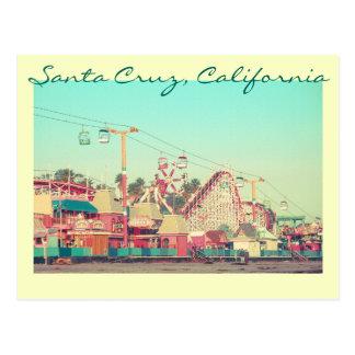 Nostalgia de Santa Cruz Cartão Postal