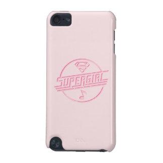 Nota cor-de-rosa da música de Supergirl