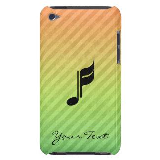 Nota da música capa iPod Case-Mate