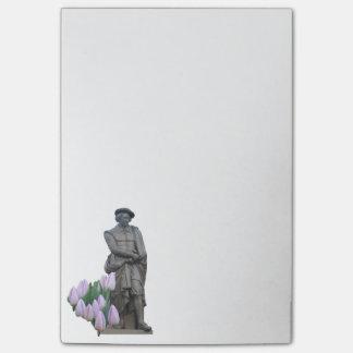 Notas de post-it de Rembrandt Sticky Note