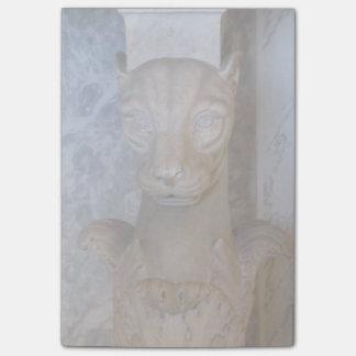 Notas de post-it--Gato egípcio Bloquinho De Notas