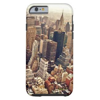Nova Iorque de cima de Capa Tough Para iPhone 6