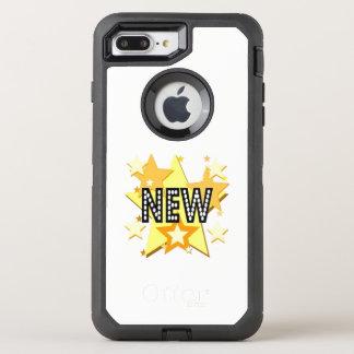 Novo, caso de Otterbox Capa Para iPhone 7 Plus OtterBox Defender