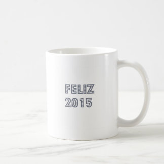 Novo do ano de Feliz Caneca De Café
