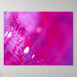 Novo na loja: Poster do roxo de Photoart Pôster