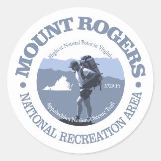 NRA do Mt Rogers Adesivo