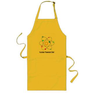 Nuclear - cozinheiro chefe psto avental