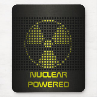 Nuclear - psto mouse pad