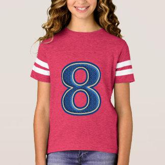 Número 8 tshirt