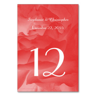 Número da mesa do casamento ou do aniversário