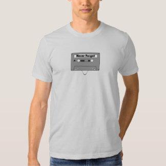 Nunca esqueça a gaveta!! camisetas