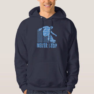 Nunca pare: Skateboarding Moletom