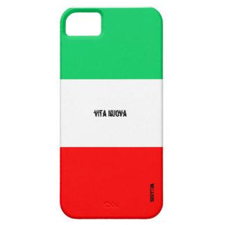 Nuova do vita do caso de WJ Capas Para iPhone 5