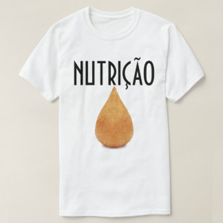 Nutrição de verdade 2 camisetas