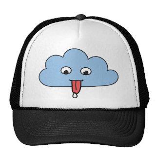 Nuvem engraçada boné
