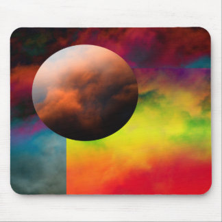 Nuvens Mouse Pad