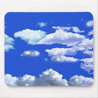 Nuvens Mousepad (paisagem)