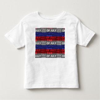 O 4o do t-shirt de JULHO
