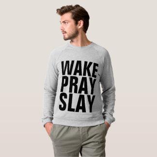 O ACORDAR PRAY MASSACRA t-shirt & camisolas