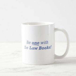 O advogado/seja um caneca de café