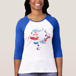 O agente t-shirt
