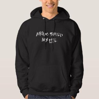 O Aikido salvar minha vida Moletom