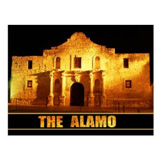 O Alamo, San Antonio, Texas Cartão Postal
