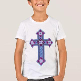 O algodão/T poli dos meninos de Regium Crucis™ Tshirt