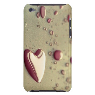 O amor está na capa do ipod touch da ÁGUA Capa Para iPod Touch