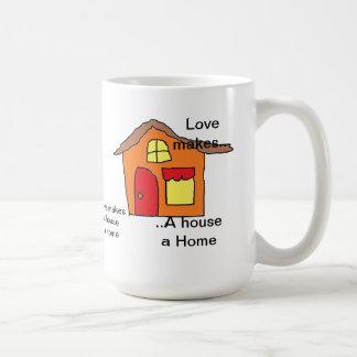 O amor faz a CANECA HOME