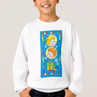 O ano novo dos miúdos t-shirts