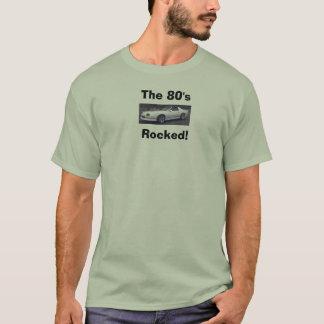 O anos 80, balançado! - IrocZ - Tshirt